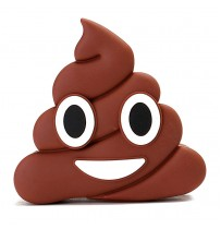 "Power bank Emoji ""Веселая какашка"" 15000mAh"