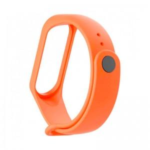 Xiaomi Ремешок для Mi Band 4/3 Silicone Explorer Yellow  - купить
