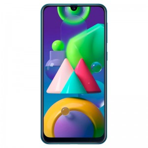 Смартфон Samsung Galaxy M21 (2020) M215 4GB/64GB Green (SM-M215FZGUSEK)