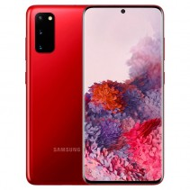 Смартфон Samsung Galaxy S20 Red (SM-G980FZRDSEK)