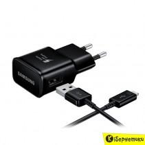 Сетевое зарядное устройство Samsung EP-TA20EBECGRU 2A (Type C) (черный)