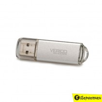 USB-накопитель Verico Wanderer 8Gb Silver USB 2.0 VP08-08GSV1E