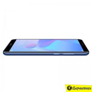 Смартфон Huawei Y6 2018 Prime Blue