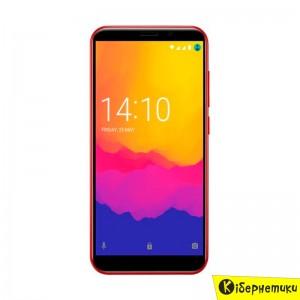Смартфон Prestigio Wize Q3 Red (PSP3471DUORED)  - купить
