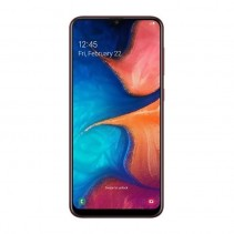 Смартфон Samsung Galaxy A20 (2019) A205F Red (SM-A205FZRVSEK)