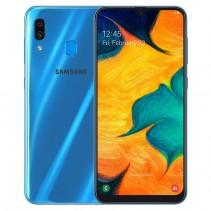 Смартфон Samsung Galaxy A30 (2019) A305F Blue (SM-A305FZBUSEK)