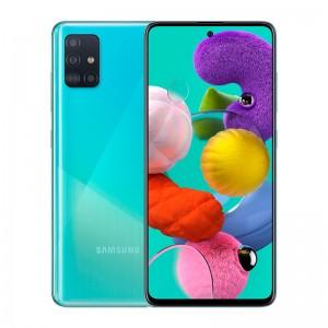 Смартфон Samsung Galaxy A51 128Gb (2020) A515FN Blue (SM-A515FZBWSEK)  - купить