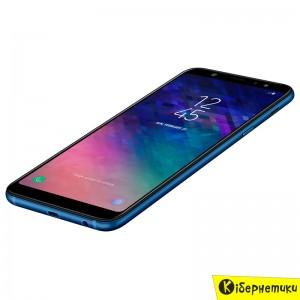 Смартфон Samsung Galaxy A6+ (2018) A605 Blue (SM-A605FZBNSEK)