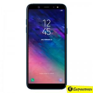 Смартфон Samsung Galaxy A6 (2018) A600 Blue (SM-A600FZBNSEK)  - купить