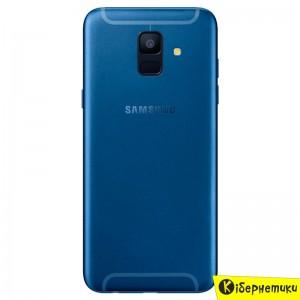 Смартфон Samsung Galaxy A6 (2018) A600 Blue (SM-A600FZBN)