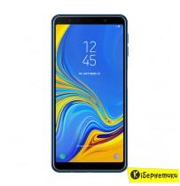 Смартфон Samsung Galaxy A7 2018 4/64GB Blue (SM-A750FZBU)
