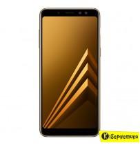 Смартфон Samsung Galaxy A8 2018 4/32GB Gold (SM-A530FZDD)