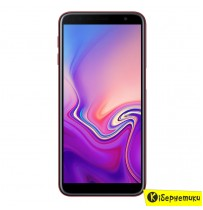 Смартфон Samsung Galaxy J6 Plus 2018 Red (SM-J610FZRN)