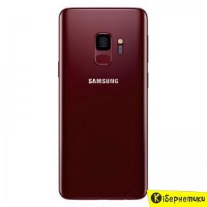 Смартфон Samsung Galaxy S9 SM-G960 64GB Red (SM-G960FZRDSEK)