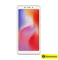 Смартфон Xiaomi Redmi 6 3/32GB Gold (N)