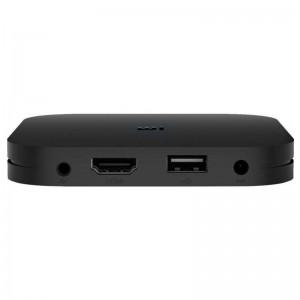 TV-Приставка Xiaomi Mi box S 4K 2/8 Gb International Edition Black (MDZ-22-AB)