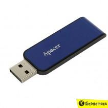 Флешка Apacer 16 GB AH334 Blue USB 2.0 (AP16GAH334U-1)