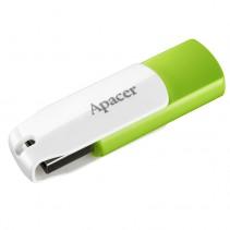 Флешка USB Apacer AH335 32GB Green White (AP32GAH335G-1)