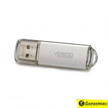 Флешка VERICO 64 GB Wanderer Silver (1UDOV-M4SR63-NN)