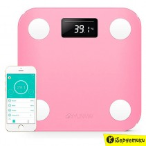 Весы YUNMAI Mini Smart Scale Pink (M1501-PK)