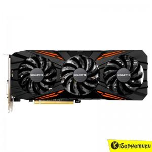 Видеокарта GIGABYTE GeForce GTX 1070 Ti Gaming 8G (GV-N107TGAMING-8GD)  - купить