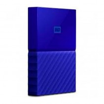 Жесткий диск WD My Passport 1 TB Blue (WDBYNN0010BBL)