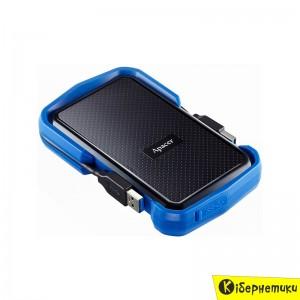 Винчестер внешний 2 TB APACER AC631 USB 3.1 Blue