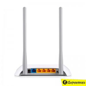 Роутер Wi-Fi TP-Link TL-WR840N 300Mbps