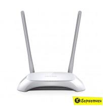 Роутер Wi-Fi TP-Link TL-WR841N 300Mbps