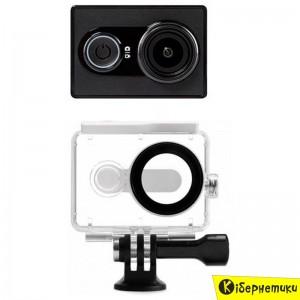 Экшн-камера Xiaomi Yi Sport Black International Edition + Waterproof box