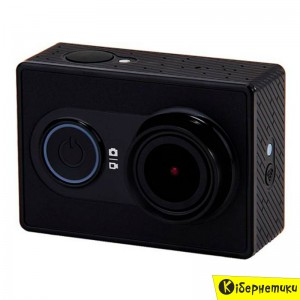 Экшн-камера Xiaomi Yi Sport Black International Edition + Waterproof box  - купить