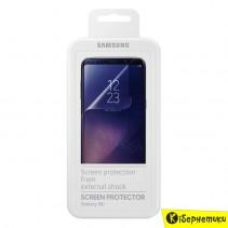 Защитная плёнка Samsung для Samsung G955 Galaxy S8+ ET-FG955CTEGRU (1 шт)