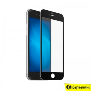 Eclat iLera iPhone 6/6S Tempered Slim 3D Glass Black (EclGl1116BI3D)  - купить