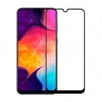 Захисне скло 3D для Samsung A10 2019 (A105)/A10s( A107) чорний