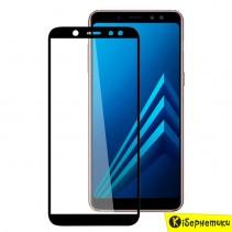Optima Стекло защитное для Samsung J400 J4 2018 3D Black (68154)