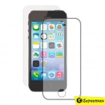 Защитное стекло для iPhone 5 / iPhone 5S / iPhone SE на обе стороны