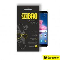 Защитное стекло ZeBro 3D для Huawei P Smart Black
