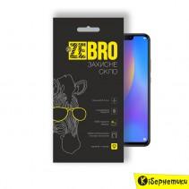 Защитное стекло ZeBro 3D для Huawei P Smart Plus Black