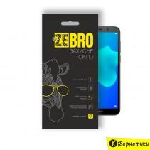 Захисне скло ZeBro 3D для Huawei Y5 2018/Honor 7A чорне