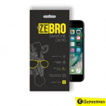 Защитное стекло ZeBro 3D для iPhone 7/8 Black