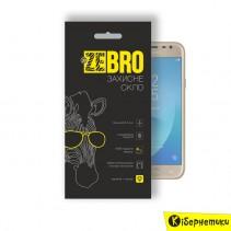 Защитное стекло 3D ZeBro для Samsung J3 2017 J330 Gold