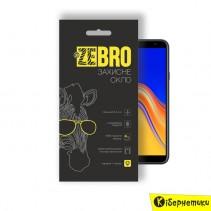Защитное стекло ZeBro 3D для Samsung J4 Plus J415/J6 Plus J615 Black