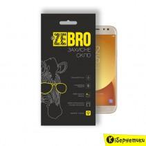 Защитное стекло 3D ZeBro для Samsung J5 2017 J530 Gold