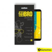 Защитное стекло 3D ZeBro для Samsung J6 2018 J600 Black