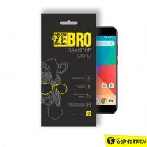Защитное стекло ZeBro 3D для Xiaomi Mi1A/Mi5x Black