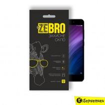 Защитное стекло ZeBro 3D для Xiaomi Redmi 4a Black