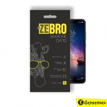 Защитное стекло ZeBro 3D для Xiaomi Redmi Note 6 Pro Black