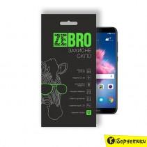 Защитное стекло ZeBro для Huawei P Smart Clear