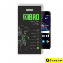 Защитное стекло ZeBro для Huawei P8 Lite 2017 Clear