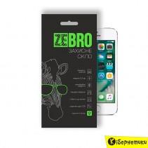 Защитное стекло ZeBro для iPhone 5/ 5S/ SE Clear